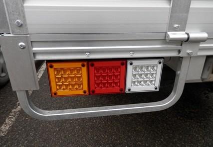 LED tail lights for utes
