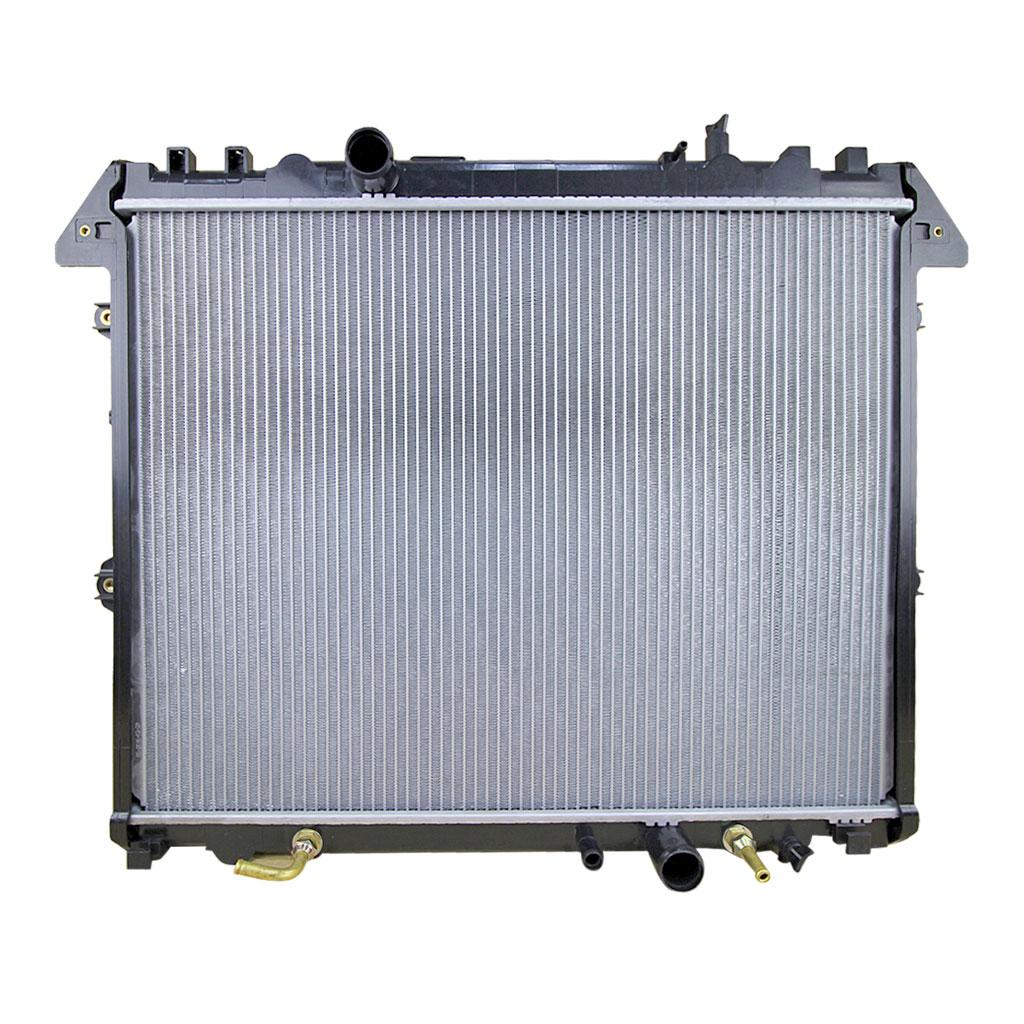 Radiator 3 0L 1KD-FTV 4Cyl T/Dsl Man & Auto 648 x 525 x 26
